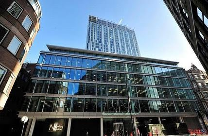 Profitable deals: Blackstone developed 2,500-room residences, cafes, fitness centres and laundries at Nido-branded sites before they were sold off for a profit. A studio in the Nido tower in London's Spitalfields costs as much as £370 a week to lease - PHOTO: BLOOMBERG
