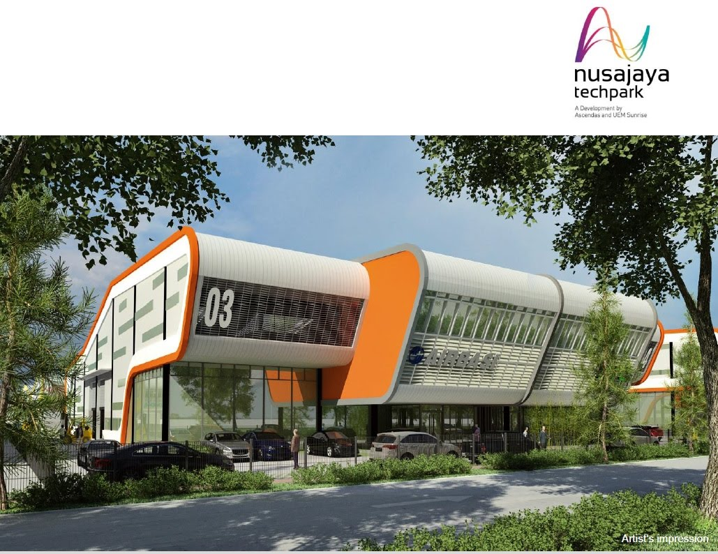Nusajaya Malaysia  City pictures : Nusajaya Techpark at Flagship B of Iskandar Malaysia Buy, Sell or ...